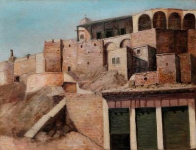 Nicola Saig (Palestinian, 1863
